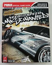NEED FOR SPEED MOST WANTED OFFICIAL GAME GUIDE