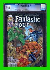 Fantastic Four V2 #1 CGC 9.8 Jim Lee Booth Variant