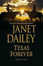 Texas Forever by Janet Dailey (Hardback, 2019)