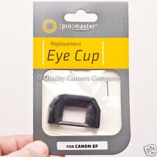[Pro]Master Canon Eye Cup EF - REPLACEMENT EYECUP FOR DIGITAL/35mm REBEL CAMERAS