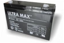 Ultramax NP126 6V 12AH 20HR Rechargeable Battery