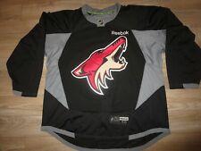 Arizona Coyotes NHL ice hockey Rbk Practice Player Worn Jersey 58