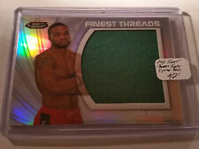 2012 Finest UFC Finest Threads Jumbo Fighter Relics #JFTTW Tyron Woodley