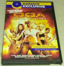 Doa Dead Or Alive Dvd Ebay