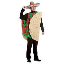 Adult Taco Mexican Food Cinco De Mayo Funny Halloween Costume Gc7079