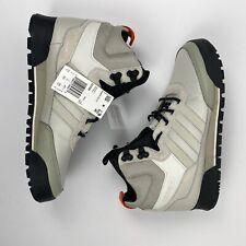 ✅ NEW Adidas Originals Baara Cream White Black Orange Boot EE5526 Men's Size 7.5