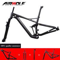 29ER Full Carbon MTB Bike Frame Mountain Road Bicycle Frameset Fork Seatpost