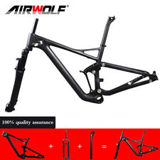 T1000 29ER Full Suspension Mountain Bike Frame Full Suspension Frame MTB Frame