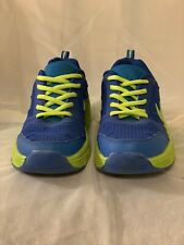 Boys Roller Shoes Size 6 Blue And Green Unbranded