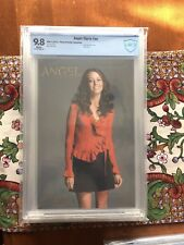 Rare!  9.8 CBCS NM Angel Spotlight Illyria 1E 2006