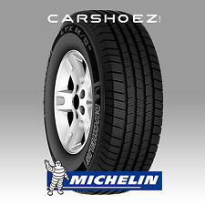 2 Take-Off Tires 255 70 18 Michelin LTX M/S2 112T P255/70R18 (100% TREAD) (70K)
