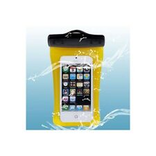 Funda PVC Bolsa Estanca, Impermeable, Sumergible Para móvil, camara, ipod/iphone