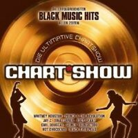 "DIE ULTIMATIVE CHARTSHOW ""BLACK HITS"" 2 CD RIHANNA UVM"