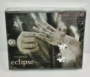 The Twilight Saga Eclipse Ring Jigsaw Puzzle 1000 Piece Vampire New Sealed