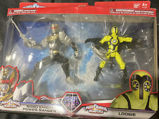 Power Rangers Mega Collection Good Vs. Evil Mega Force Robo Knight & Loogie MISP