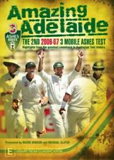 Amazing Adelaide - The 2nd 2006/7 Mobile Ashes Test (DVD, 2006)