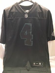 NFL philadelphia eagles jersey  #4 Kolb Medium Midnight Green Men's Reebok Bl