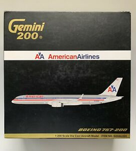 Gemini Jets 1:200 American Airlines Boeing 757-200 N183AN G2AAL024 2008 750 Pcs