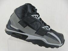 NIKE Air Trainer SC High Bo Jackson Oakland Raiders Sz 12 Men Black #34 Shoes