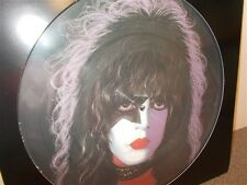 Paul Stanley . Kiss . Picture Disc . Near Mint . Unplayed . LP