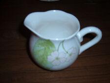 Noritake Craftone Springtide pattern cream pitcher