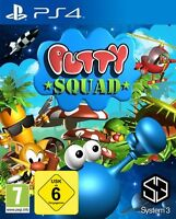 PS4 Spiel Putty Squad Neu&OVP Playstation 4