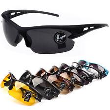 2019 Stylish Sports Goggles Cycling Bike Sunglasses Eyewear Lens UV400 Sunglass