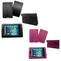 Case Cover Flip Leather Wallet Book Folio Stand For Amazon Kindle Fire HDX 8.9