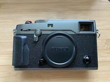 Fujifilm X-Pro2 24MP Graphite Edition Body Only - MINT Low Shutter Count