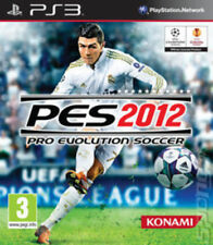 Pro Evolution Soccer 2012 PES (PS3 Game) *VERY GOOD CONDITION*