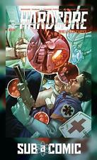 HARDCORE RELOADED #3 (IMAGE 2020 1st Print) COMIC