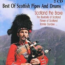 Best of Scottish Pipes and Drums: Scotland the Brave, New Music