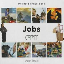 My First Bilingual Book-Jobs (English-Bengali)-ExLibrary