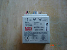 MEAN WELL 24V 2A SWITCHING DC POWER SUPPLY DR-4524