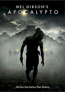 Apocalypto DVD Mel Gibson(DIR) 2006