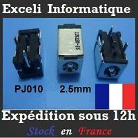Connecteur alimentation dc jack PJ010 HP Pavilion ZV5000T ZD7001EA ZD7100 ZD7200