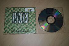 Revolver - Si es tan solo amor Edición 40 principales. CD-Single PROMO (CP1705)