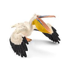 schleich NEW with jour! 14673-pelikan-NEUF AVEC DRAPEAUX!