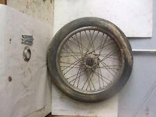 CB550F 1977 Supersport Full Rear Wheel Spoke Set Honda CB550K 1977-78