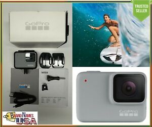 GoPro HERO7 White - Waterproof Digital Action Camera w/ Touch Screen 1080p FHD V