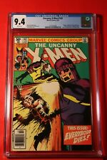 UNCANNY X-MEN #142 CGC 9.4 NM W PGS NEWSSTAND UPC DAYS OF FUTURE PAST WOLVERINE