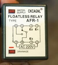 Water /Fluid Level Controller relay 220v , USA shipping