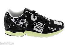 ~NEW~Adidas ZX FLUX PLACE HOLDER Running 8000 TORSION Boost gym Shoes~Mens sz 10