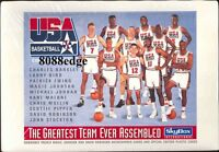 1992 SKYBOX USA BASKETBALL SEALED BOX-DREAMTEAM-MICHAEL JORDAN/BIRD/MAGIC/PIPPEN