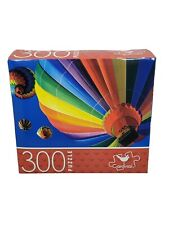 300 Piece Jigsaw Puzzle Ballooning - Cardinal Brand New & Factory Sealed!!