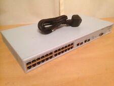 24 Port 3Com SuperStack 3CR17500-91 Network Server Switch 3226 Gigabit Ethernet