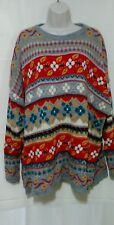 Moda Internazionale FORELLI sweater size (3X)