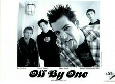 Off By One Band Promo Photo Marc Gould Pop Punk 90s Cinderella Been Alone