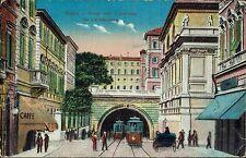 ROMA - Traforo sotto il Quirinale - Via Nazionale - Inizi '900 - Rif. 314 PI