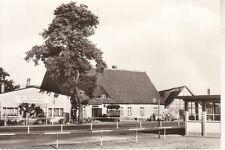 """s/w ak DUCHEROW bei ANKLAM - Gaststätte """" Zum Mühlenstein """"  ;ca.1978"""
